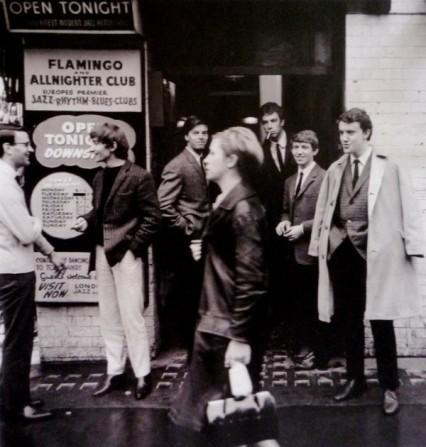 Одна история изжизни лондонского клуба Flamingo. Изображение № 19.