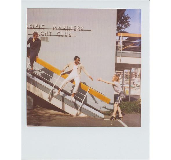 Лукбук: Скот Штепенберг любит Polaroid. Изображение № 3.