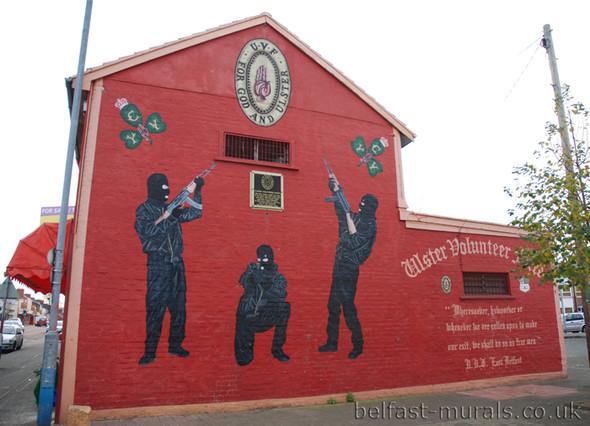 Граффити Ольстера. Изображение № 67.