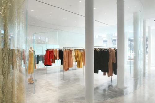 Изображение 20. 20 Великолепных дизайнерских концепций бутиков.. Изображение № 27.
