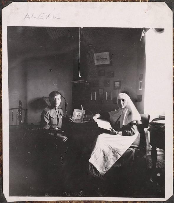 Редкие фотографии семьи Романовых. Изображение № 21.