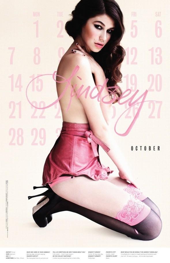Эротический календарь от Lovecat. Изображение № 10.