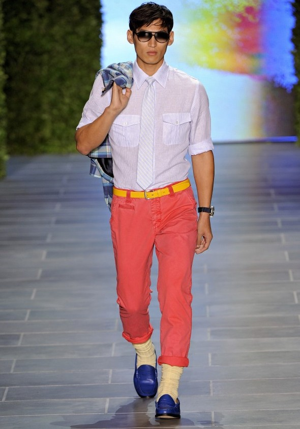 NY Fashion Week \ Spring 2011. Изображение № 54.