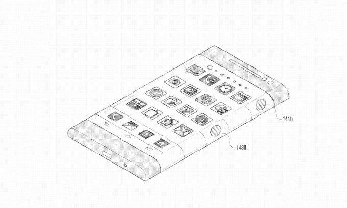 multitouch — Предполагается, что мультитач-технология будет работать на всех сторонах дислея смартфона. Изображение № 2.