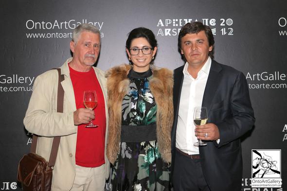 """ARSENALE 2012: """"Вечер современного искусства"""" с OntoArtGallery.. Изображение № 19."""