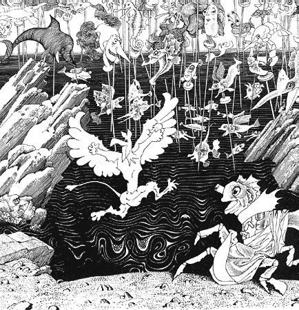 Алиса вСтране Чудес. Изображение № 39.