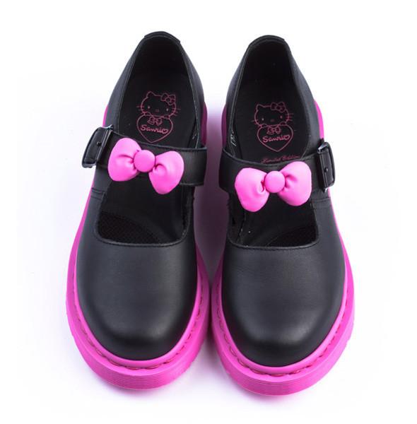Sanrio сделали коллекцию обуви для Dr. Martens. Изображение № 8.