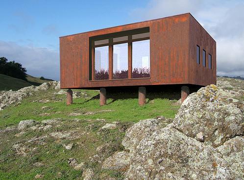 Tumbleweed Tiny House: ничего лишнего в доме. Изображение № 4.