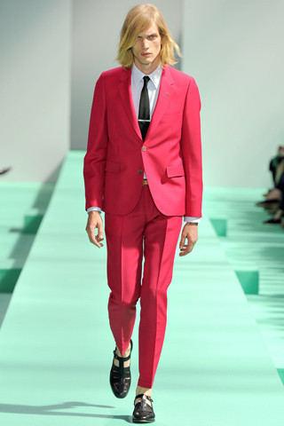 Неделя мужской моды в Париже: День 5. Изображение № 12.