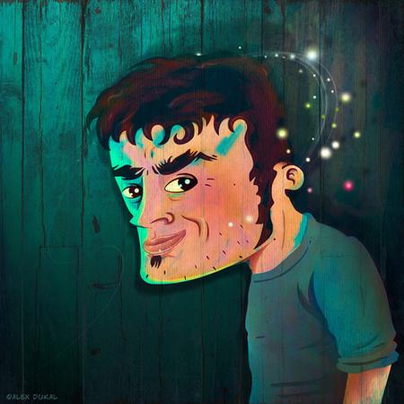 Alex Dukal. Изображение № 1.