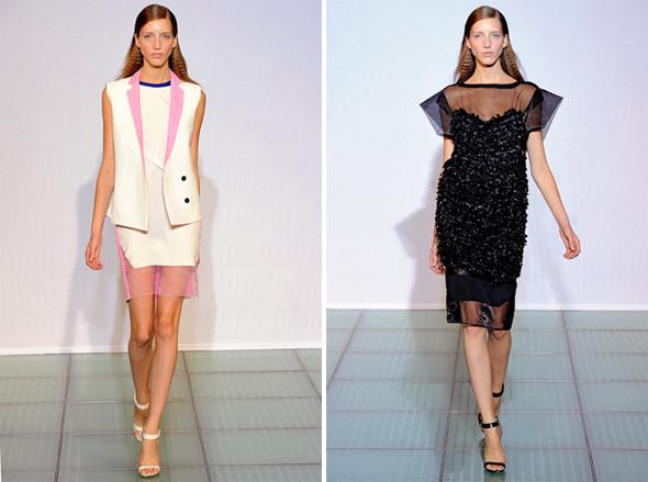 Показы Paris Fashion Week SS 2012: День 6. Изображение № 1.