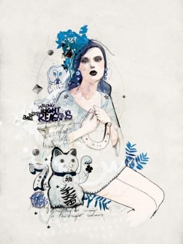 Грандж арт от Рафаэля Висензи. Изображение № 12.