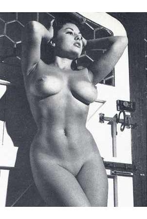 Части тела: Обнаженные женщины на фотографиях 50-60х годов. Изображение № 69.