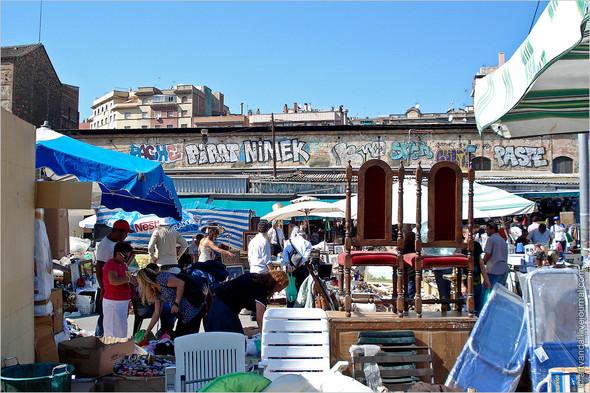Стрит-арт и граффити Барселоны, Испания. Изображение № 14.