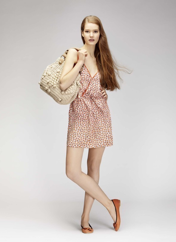 Look-book Gerard Darel SS2011. Изображение № 5.