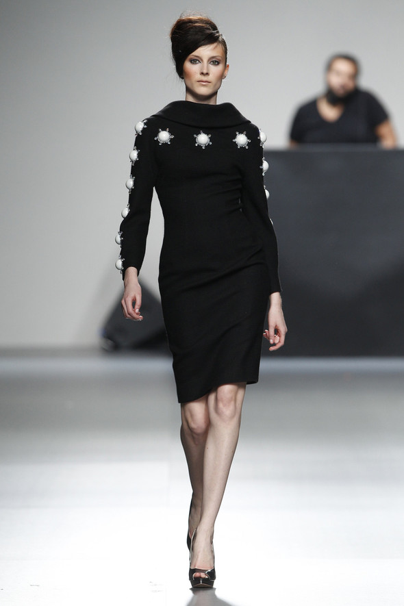 Madrid Fashion Week A/W 2012: Juana Martin. Изображение № 26.