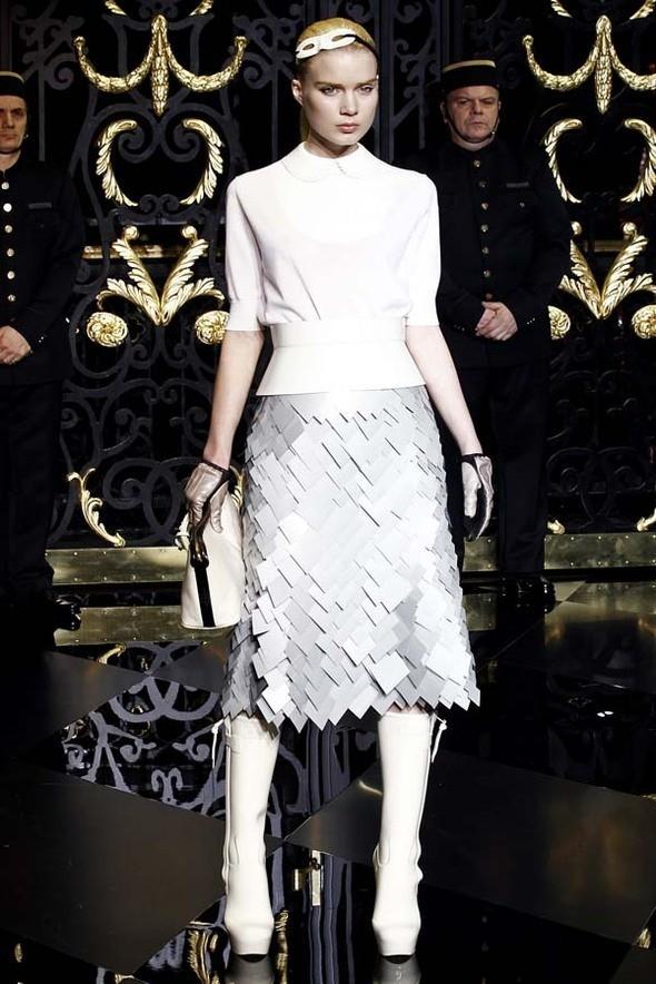 Изображение 53. Louis Vuitton Fall 2011.. Изображение № 53.
