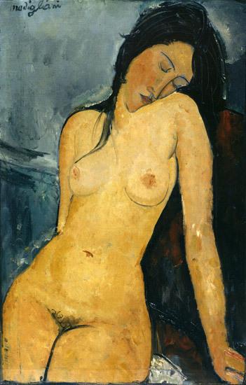 Amedeo Modigliani. Изображение № 1.