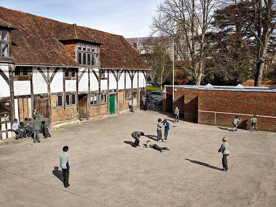 Фото: как выглядят детские площадки вразных странах мира . Изображение № 2.