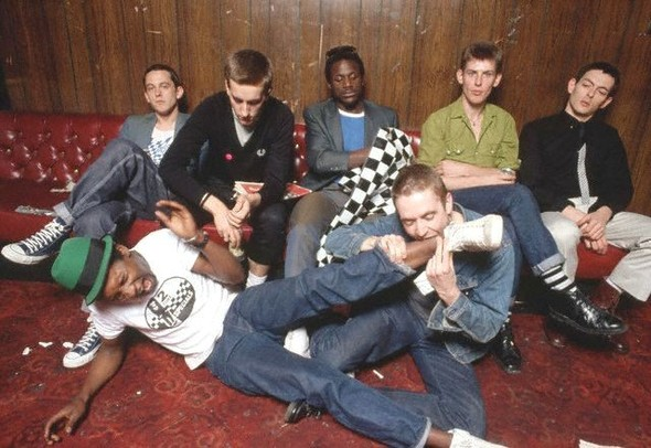 Fred Perry x The Specials 2011. Изображение № 16.