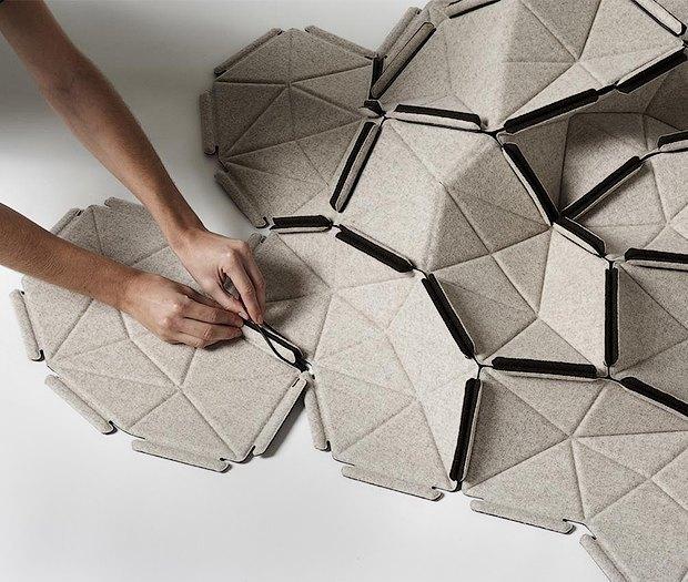 Как дизайнеры вдохновляются наукой: Молекулы и атомы  в интерьере. Изображение № 27.