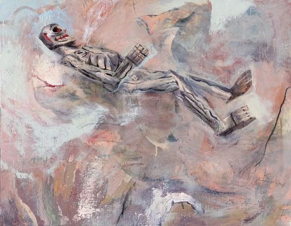 Картины маслом отКента Уильямса (Kent Williams). Изображение № 43.