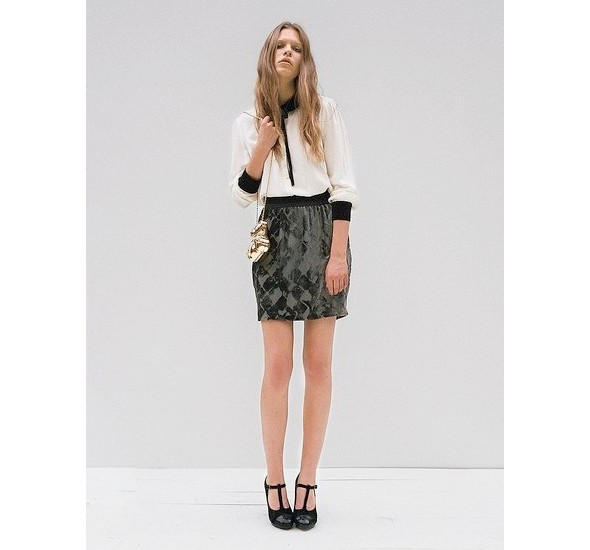 Женские лукбуки: Lauren Moffatt, Zara TRF и Urban Outfitters. Изображение № 33.