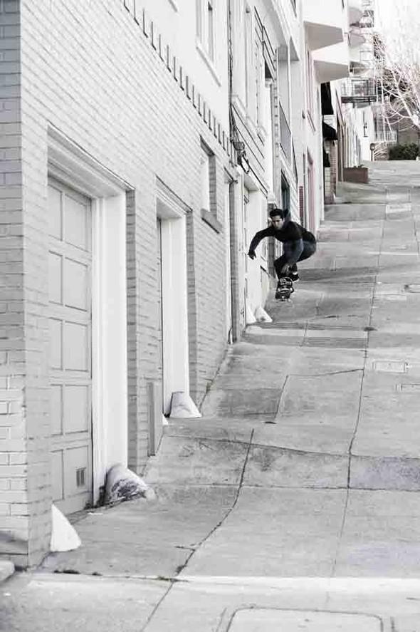 Подгон для скейтбордистов. Коллаборация Nike SB x Levi's.. Изображение № 3.