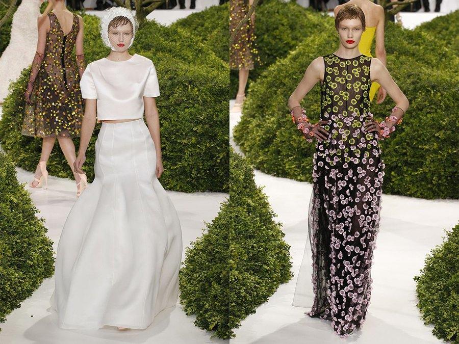 Кутюр в деталях:  Dior и Giambattista Valli. Изображение № 1.