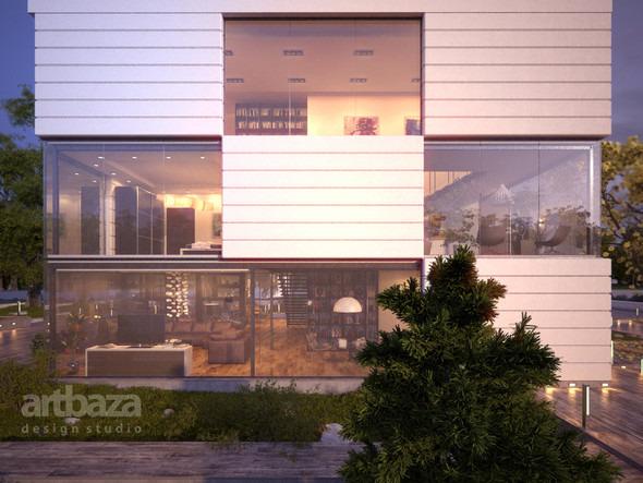 Проект и строительство дома Modul. Изображение № 7.