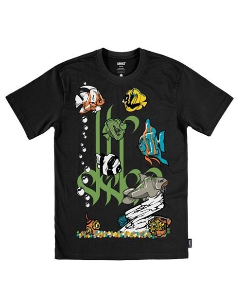 Арт серии футболок Addict. Изображение № 23.