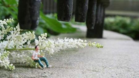 Большая жизнь маленьких людей от Slinkachu. Изображение № 2.