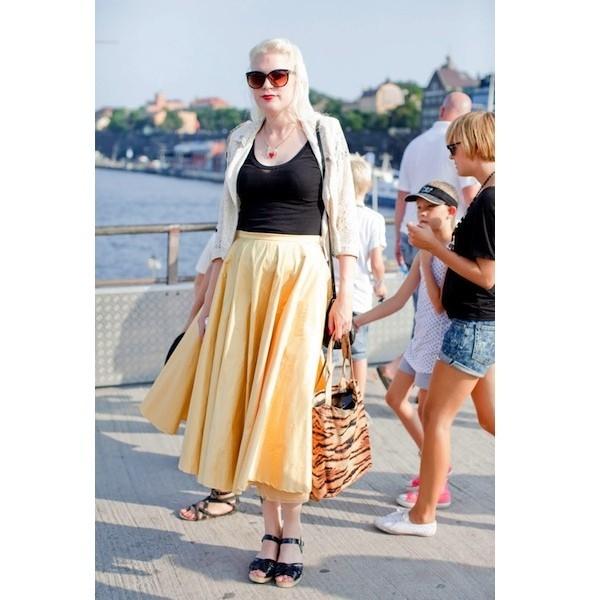 Луки с недель моды в Копенгагене и Стокгольме. Изображение № 45.