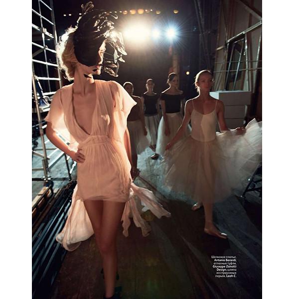 Изображение 71. Dance, dance, dance: 10 съемок, вдохновленных балетом.. Изображение № 76.
