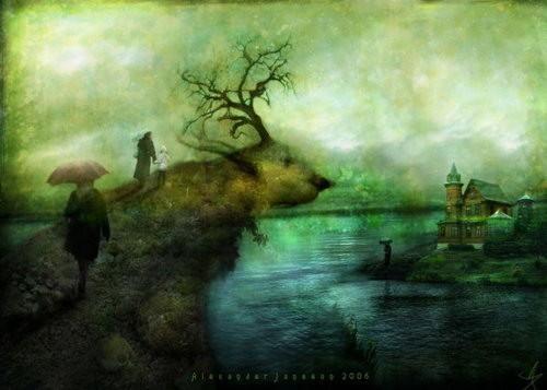 Мистический мир. Alexander Jansson. Изображение № 32.