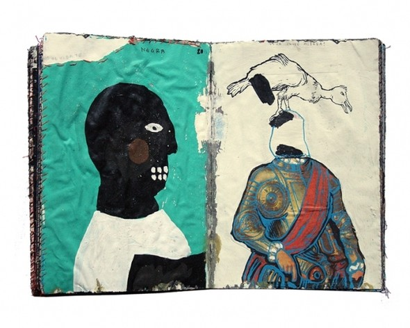 Новые имена: 30 художников, которых будут обсуждать в 2012-м. Изображение № 33.
