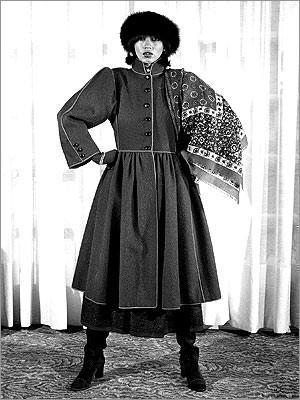 Мода любит Россию. Изображение № 9.