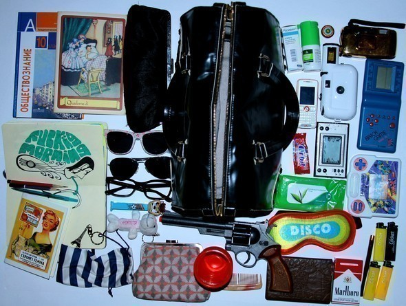 Look atMe: What's inyour bag?. Изображение № 19.