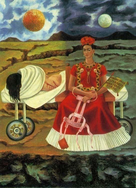 Фрида Кало (Frida Kahlo). Изображение № 21.
