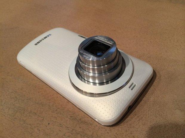 Новый камерофон Samsung сделает идеальные селфи. Изображение № 1.