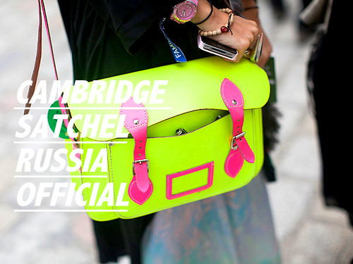CAMBRIDGE SATCHEL RUSSIA. Изображение № 1.