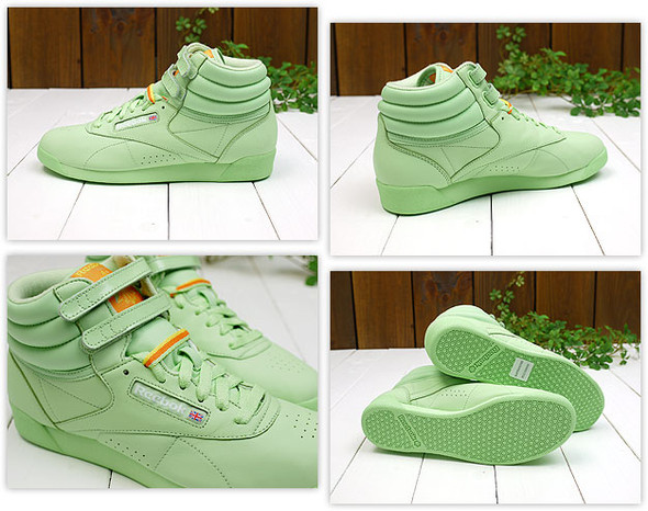 Reebok Freestyle Hi  Spring-Summer 2009. Изображение № 2.