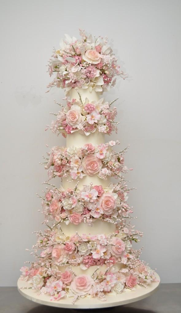 Невероятные торты от Сильвии Вейнсток. Изображение № 45.