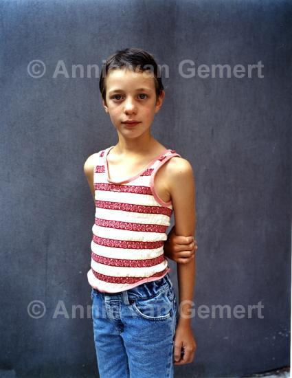 Портреты Annie Van Gemert. Изображение № 11.