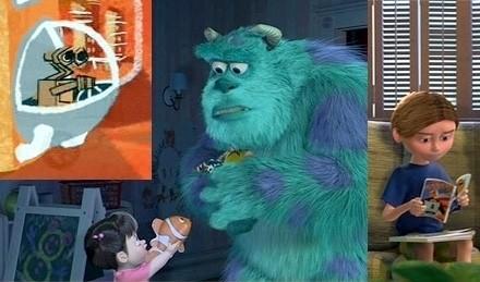 Также Pixar любит помещать в мультфильмы новых героев своих будущих картин.. Изображение № 4.