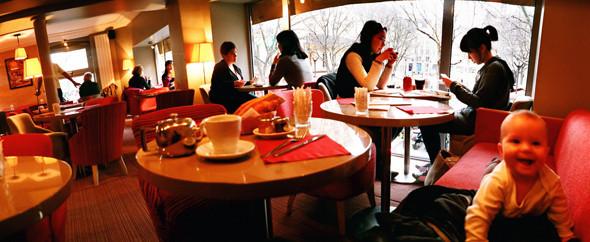 Изображение 8. Парижские кафе.. Изображение № 10.