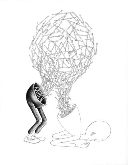 Искусство Джеффа Ладусера. Изображение № 14.