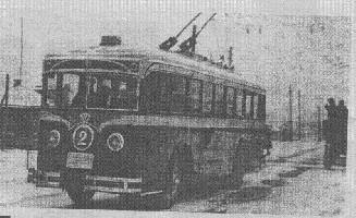 Первые троллейбусы. Изображение № 2.
