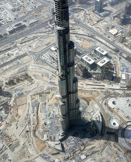 Высочайшее здание наземле. Изображение № 6.