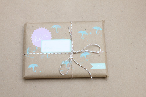 55 идей для упаковки новогодних подарков. Изображение №129.